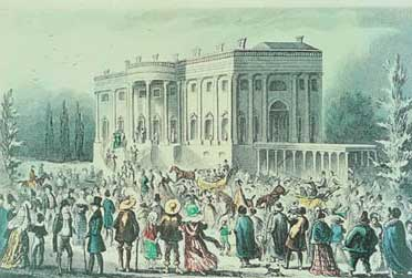an analysis of the topic of the jacksonian democracy The presidential election of 1828 brought a great victory for andrew jackson not  only did he get almost 70 percent of the votes cast in the electoral college,.